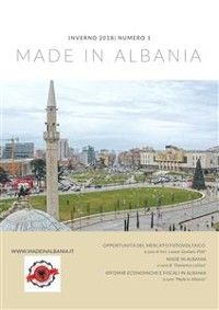 Cover Made in Albania n 1