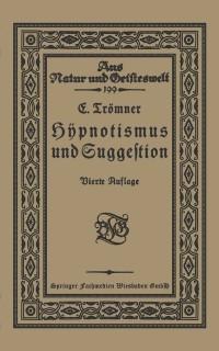 Cover Hypnotismus und Suggestion