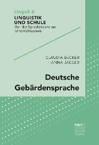 Cover Deutsche Gebärdensprache