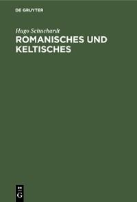 Cover Romanisches und keltisches