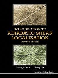 Cover Introduction to Adiabatic Shear Localization (Revised Edition)