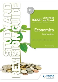 Cover Cambridge IGCSE and O Level Economics Study and Revision Guide 2nd edition