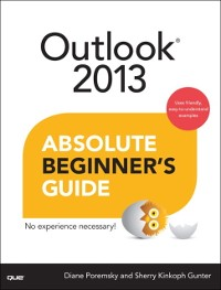 Cover Outlook 2013 Absolute Beginner's Guide