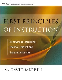 Cover First Principles of Instruction