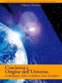 Cover Coscienza e Origine dell'Universo