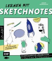 Cover Let's sketch! Lernen mit Sketchnotes