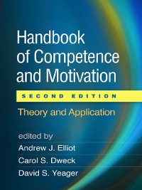 Cover Handbook of Competence and Motivation