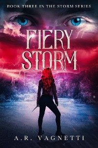 Cover Fiery Storm
