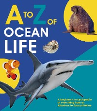 Cover A to Z of Ocean Life
