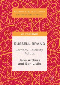 Cover Russell Brand: Comedy, Celebrity, Politics
