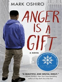 Cover Anger Is a Gift