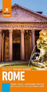 Cover Pocket Rough Guide Rome (Travel Guide eBook)