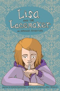 Cover Lisa and the Lacemaker - The Graphic Novel