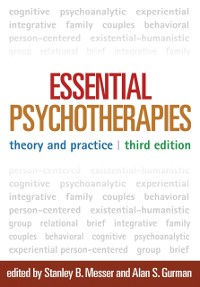 Cover Essential Psychotherapies, Third Edition