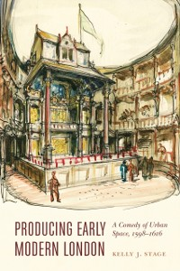 Cover Producing Early Modern London