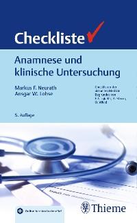 Cover Checkliste Anamnese und klinische Untersuchung