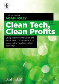 Cover Clean Tech Clean Profits