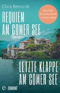 Cover Requiem am Comer See & Letzte Klappe am Comer See