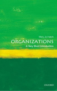Cover Organizations: A Very Short Introduction