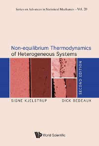 Cover Non-equilibrium Thermodynamics Of Heterogeneous Systems (Second Edition)