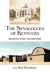 Cover The Synagogues of Kentucky