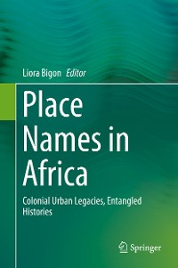 Cover Place Names in Africa