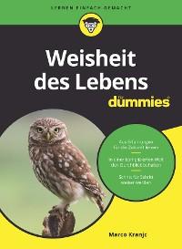 Cover Weisheit des Lebens für Dummies