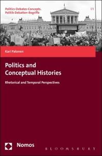 Cover Politics and Conceptual Histories