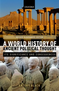 Cover World History of Ancient Political Thought