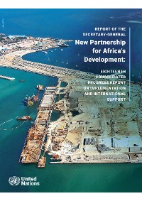 Cover Report of the Secretary-General New Partnership for Africa's Development