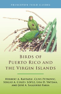 Cover Birds of Puerto Rico and the Virgin Islands