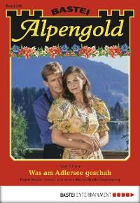 Cover Alpengold - Folge 240