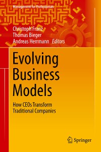 Cover Evolving Business Models