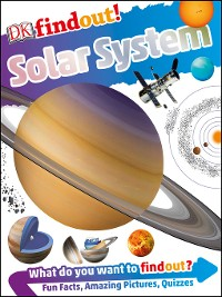 Cover DKfindout! Solar System
