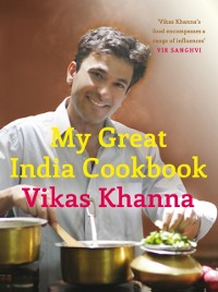 Cover My Great Indian Cookbook