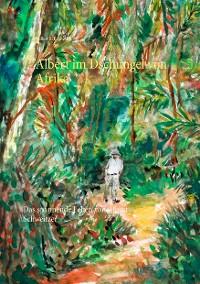 Cover Albert im Dschungel von Afrika