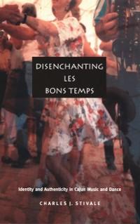 Cover Disenchanting Les Bons Temps