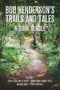 Cover Bob Henderson's Trails and Tales 4-Book Bundle