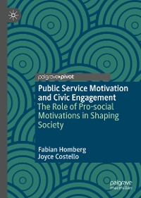Cover Public Service Motivation and Civic Engagement
