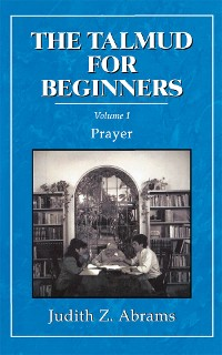 Cover The Talmud for Beginners