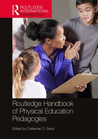 Cover Routledge Handbook of Physical Education Pedagogies