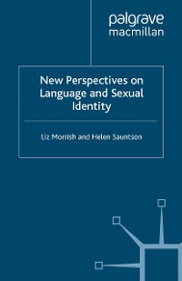 Cover New Perspectives on Language and Sexual Identity