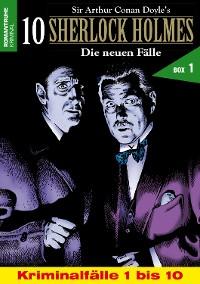 Cover 10 SHERLOCK HOLMES – Die neuen Fälle Box 1