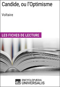 Cover Candide, ou l'Optimisme de Voltaire