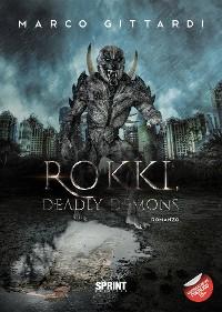 Cover Rokki, Deadly Demons