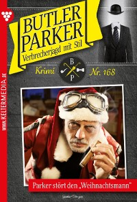 Cover Butler Parker 168 – Kriminalroman