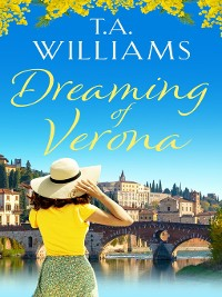 Cover Dreaming of Verona