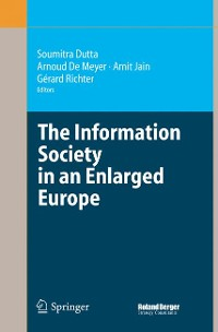 Cover The Information Society in an Enlarged Europe