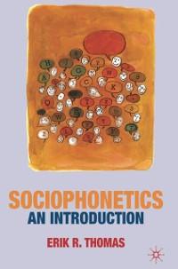Cover Sociophonetics