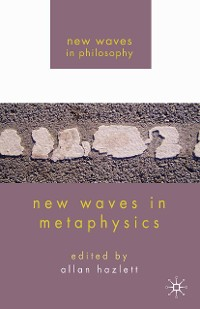 Cover New Waves in Metaphysics